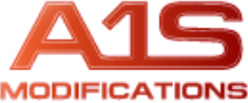 A1S Modifications Retina Logo